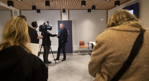 Helsemyndighetene får 250 mediehenvendelser daglig