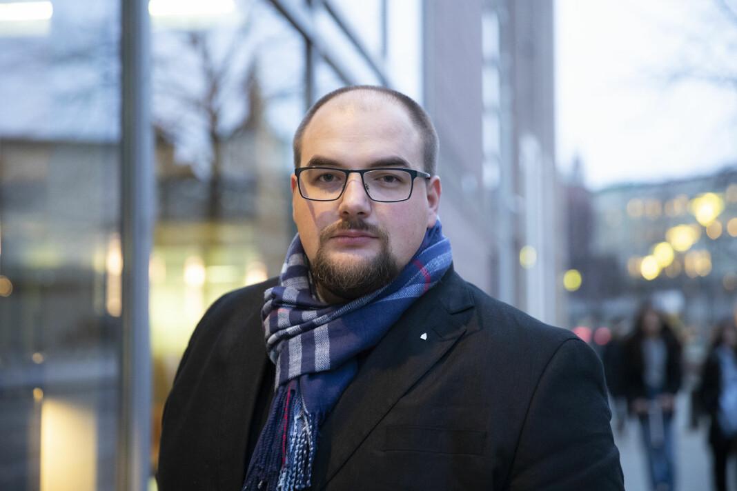 Redaktør Erik Waatland er nå eneeier av bransjenettstedet Medier24.