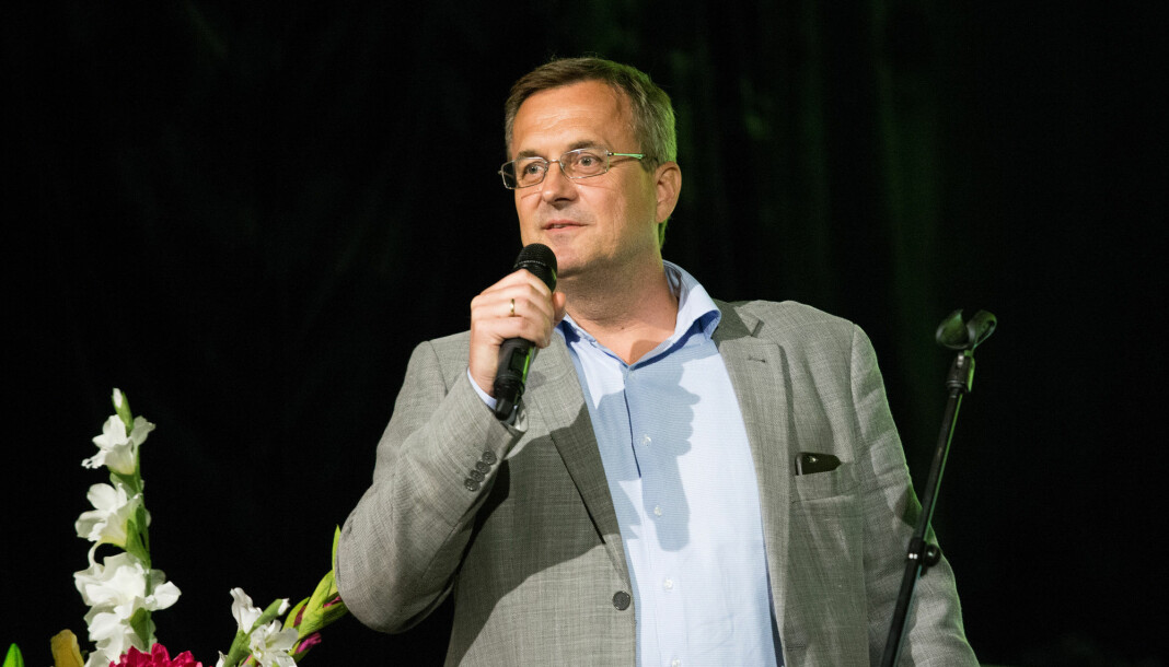 Administrerende direktør i Fagpressen, Per Brikt Olsen. Foto: Audun Braastad / NTB scanpix