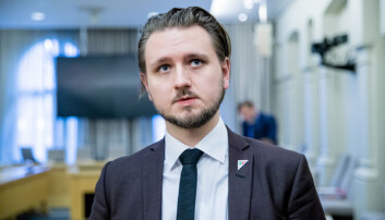 Freddy André Øvstegård i Sosialistisk venstreparti.