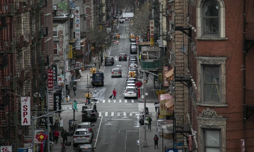 Aftenpostens korrespondent har reist hjem fra koronarammet New York