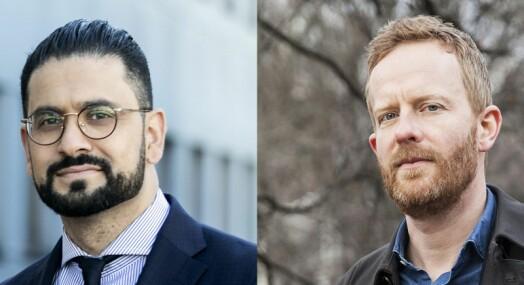 Yama Wolasmal og Simen Ekern blir nye NRK-korrespondenter