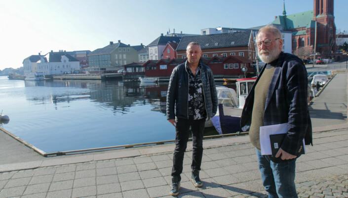 Daglig leder Odd Bjørn Jensen i eierselskapet Tvende Media hentet pensjonist og tidligere redaktør, Nils Petter Vigerstøl, som ny ansvarlig redaktør.