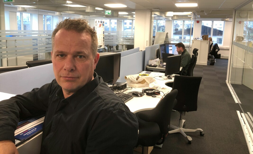 Både redaksjonelle og kommersielle medarbeidere blir berørt når Fiskeribladet og Intrafish.no permitterer 18 medarbeidere, forteller administrerende direktør Øystein Hage.