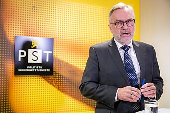 PST lagra opplysninger om en journalist i fem år