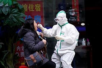 Mangel på ytringsfridom i Kina trugar no liv i heile verda