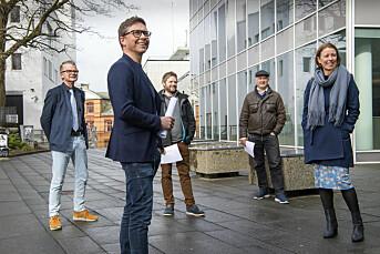 Gjør som Bergen - planlegger «medieby» i Stavanger sentrum