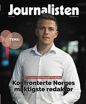 Journalisten, papirutgave, nr 1. 2020