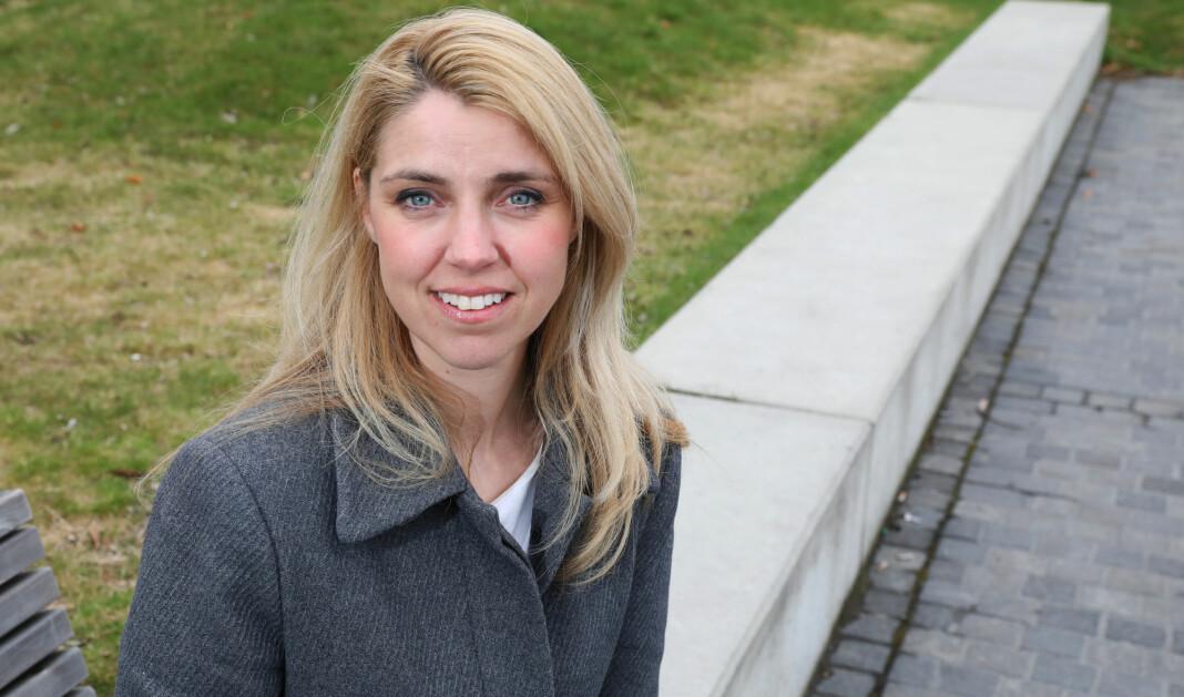 Ansvarlig redaktør Alexandra Beverfjord vurderer kostnadskutt, men ikke permitteringer.