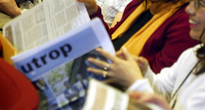 PFU mener Utrop blander nyhetsartikkel og kommentar