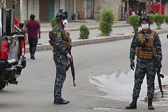 Irak kaster ut Reuters