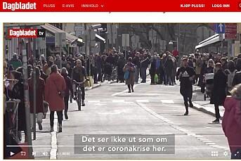 Dagbladets video