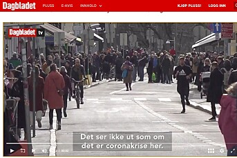 PFU har mottatt 20 klager på Dagbladet-reportasje