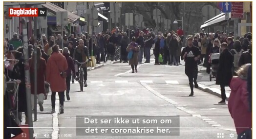 Utskjelt Dagbladet-video skal nå behandles av PFU
