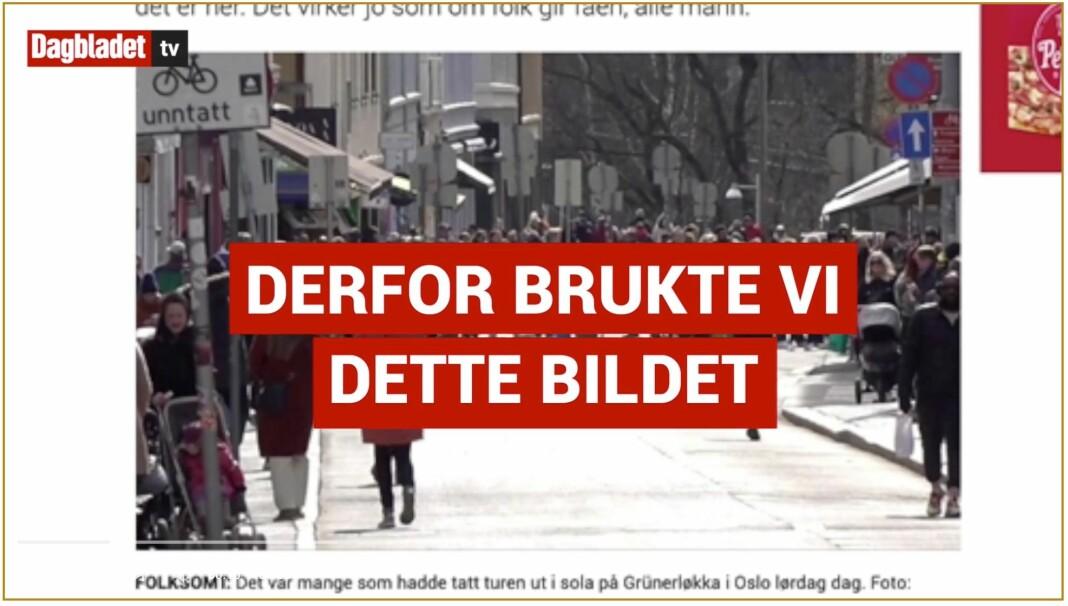 Dagbladet har laget en video som forklarer hvordan den omdiskuterte videoen fra Gründerløkka ble laget.