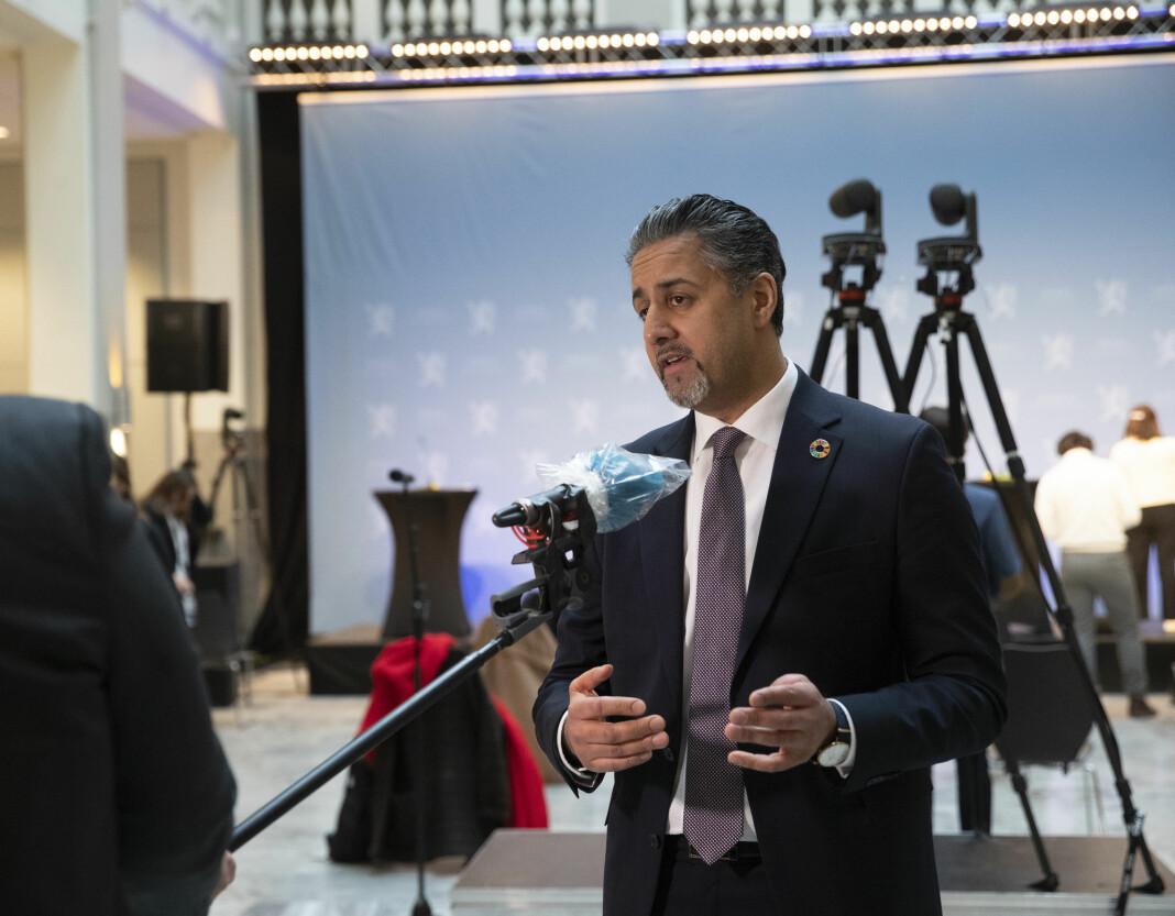 – Vi ber om at kulturminister Abid Raja lager en ekstraordinær støtteordning som kan berge de lokale og regionale mediehusene, skriver ordførerne i Trøndelag..