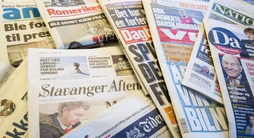 Stor oversikt: Minst 70 medier har permittert