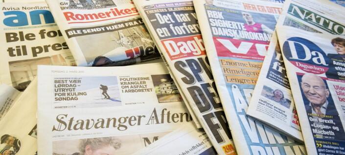 Stor oversikt: Nesten 70 medier har permittert