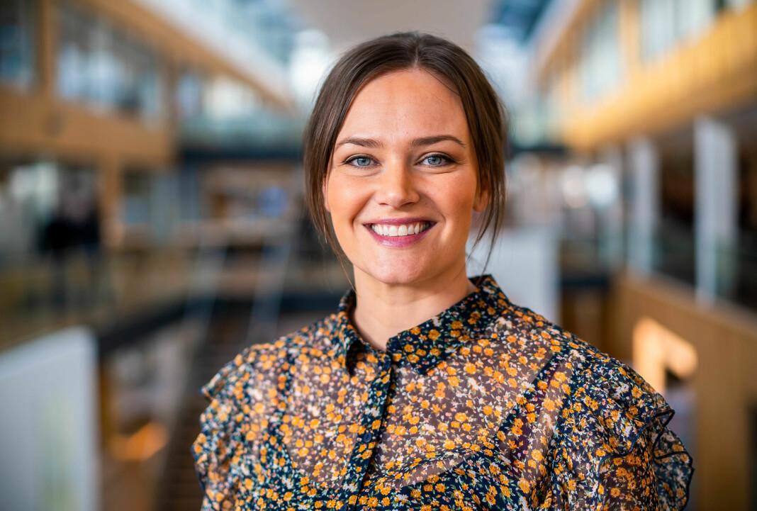 TV2-profil Synnøve Hjelle Halkjelsvik har fått nye jobb i Storebrand.