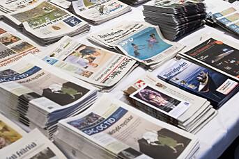 Over halvparten av lokalavisene har varslet permitteringer