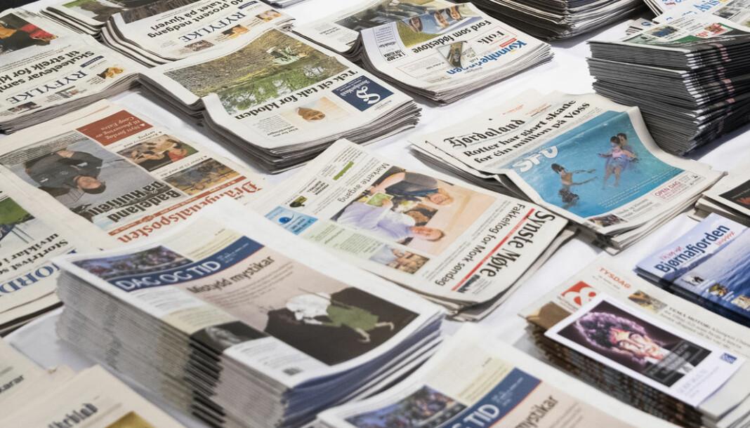 Før påske oppga 53 prosent av medlemmene til Landslaget for lokalaviser å ha sendt ut permitteringsvarsel. Ytterligere 19 prosent vurderte å gjøre det.