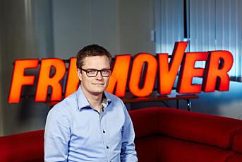 Christian Senning Andersen, sjefredaktør og administrerende direktør i Fremover.