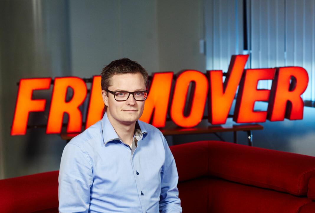 Fremover-sjef Christian Senning Andersen ønsker seg mer informasjon og andre løsninger.
