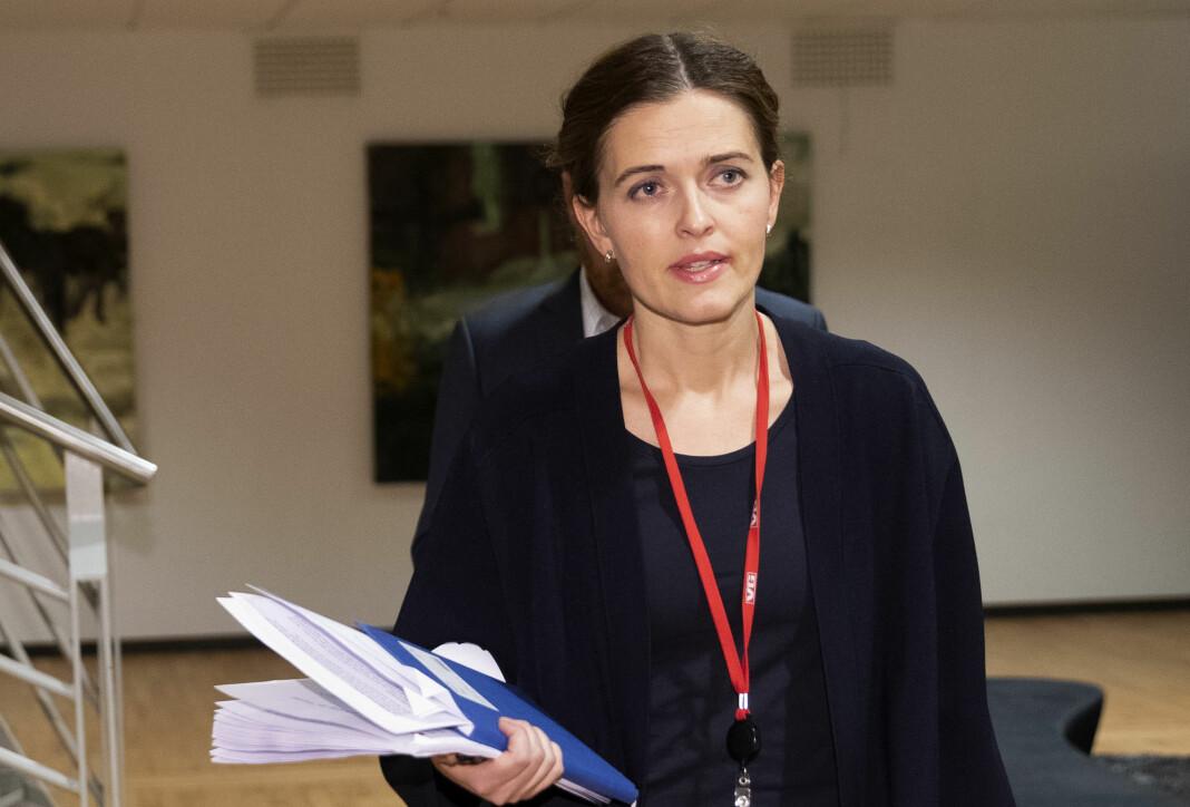 – Godt innenfor det vi har rom til å gjøre etter åndsverkloven, sier VGs nyhetsredaktør Tora Bakke Håndlykken.