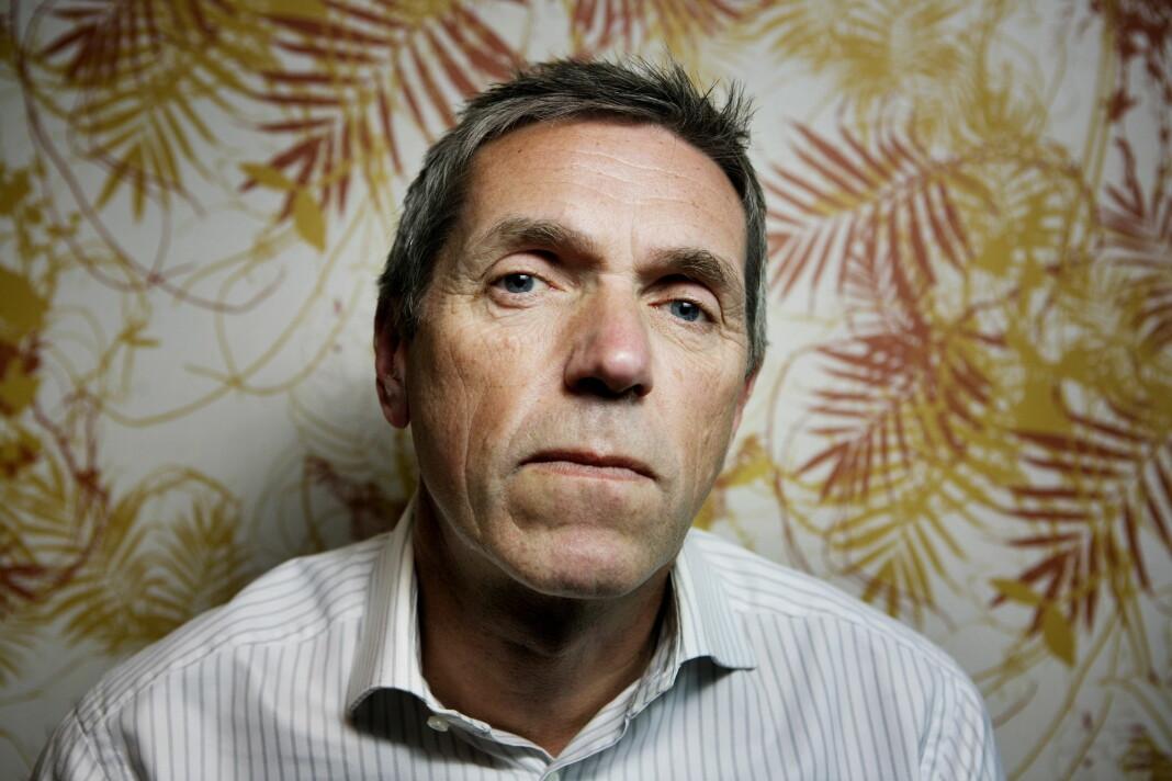 Odd Harald Hauge er forfatter med bred pressebakgrunn, blant annet som grunnlegger og redaktør for Nettavisen.