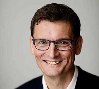 Troels Behrendt Jørgensen, digitaldirektør i Politiken.