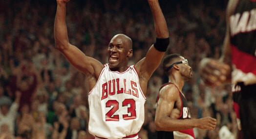 Michael Jordan-dokumentaren satte seerrekord for ESPN