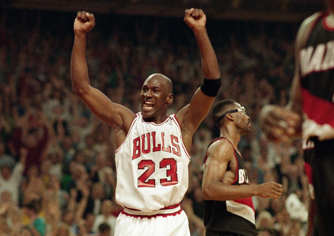 Dokumentarserien om Michael Jordans siste sesong med Chicago Bulls har skyhøye seertall.