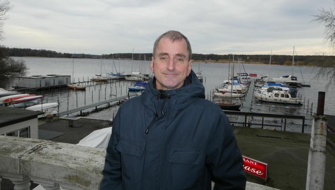 Håkon Letvik jobbet i Aftenposten i 35 år, og var klubbleder i 10 av dem.