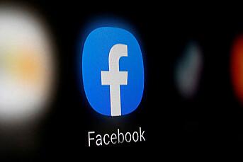 Facebook tar grep for å hindre spredning av feilinformasjon