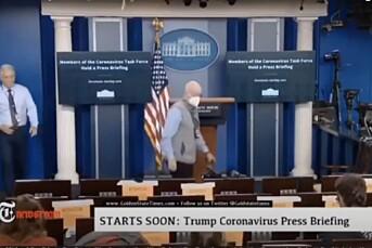 Video fra Det hvite hus viser ikke at covid-19 er en bløff