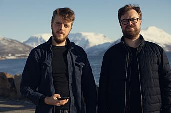 Kyrre Lien (t.v.) og Per Christian Selmer-Anderssen.