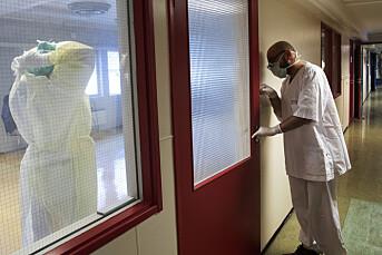 Ber sykehusene legge til rette for en forsiktig åpning for pressen