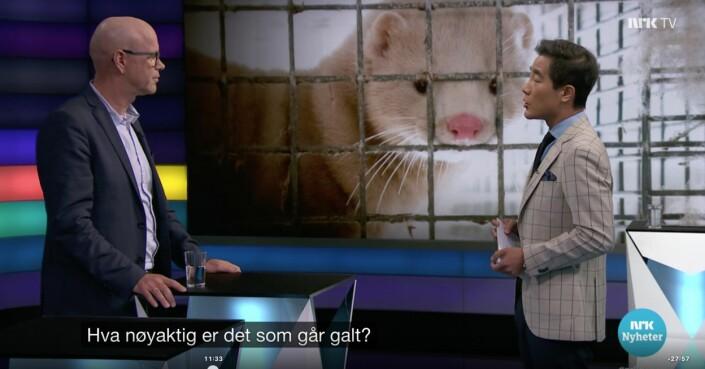 NRK Debatten felt i PFU: – Det er noe av det kraftigste jeg har sett av angrep på en person som ikke har vært til stede