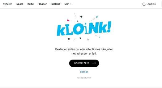 NRK slettet satiresak om Hagen-pågripelse