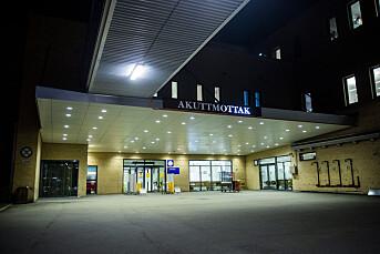 Filmer «tomme» sykehus for å spre konspirasjonsteori om koronaviruset