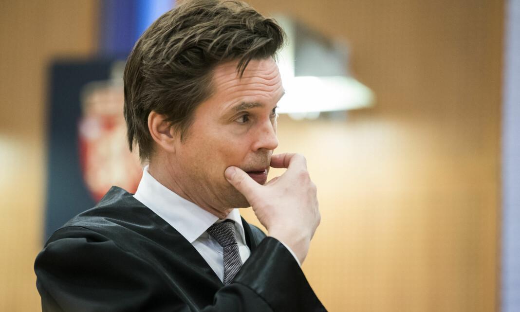 Misliker måten drapssiktede Tom Hagen blir omtalt i norske medier