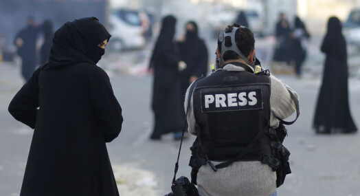 Pressefriheten viktigere enn noen gang