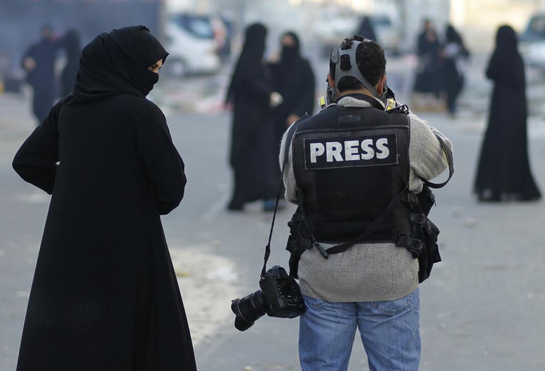 Den internasjonale pressefrihetsdagen markeres i dag over hele verden.