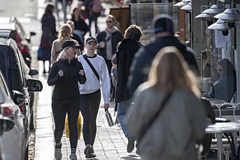 Falsk artikkel om Sveriges koronastrategi sprer seg på nett