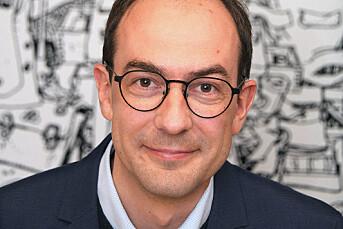 VG-journalist overtar som redaktør i Forsvarets forum