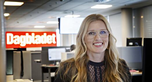 Hilde Schjerve blir ny Dagbladet Pluss-redaktør