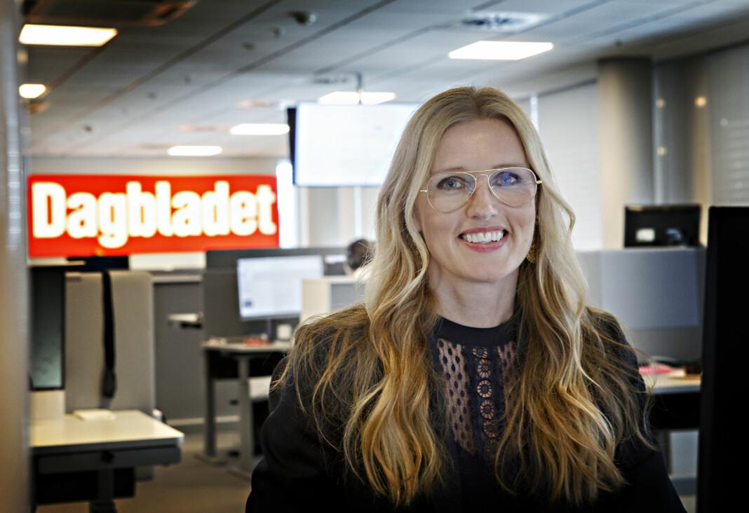 Hilde Schjerve overtar som redaktør for Dagbladet Pluss.