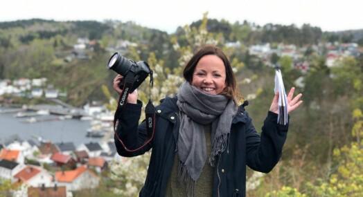 Marianne Stene blir journalist i Tvedestrandsposten