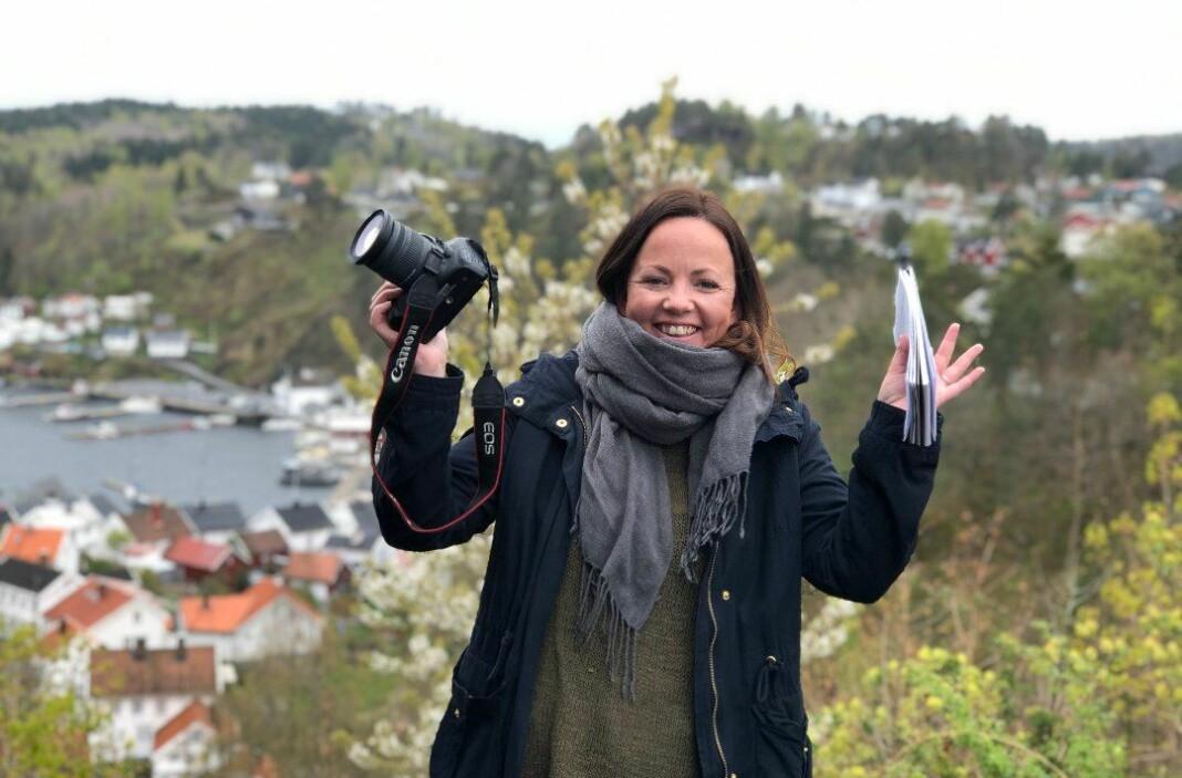 Marianne Stene returnerer til Tvedestrandsposten.