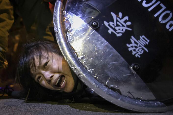 Nyhetsbyrået Reuters fikk pris for sine bildet fra opptøyene i Hongkong.